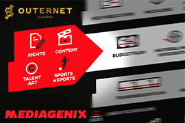 Outernet choose WHATS'ON by MEDIAGENIX