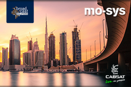 Mo-Sys & Broadcast Solutions Middle East announce partnership at CABSAT 2021