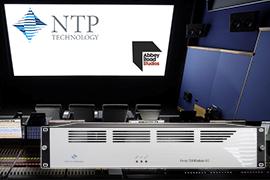 NTP Penta 720 LIVE at Abbey Road Studios