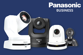 Panasonic Introduces Voice-Based PTZ Camera Control