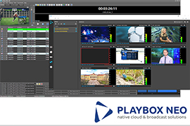 PlayBox Neo Announces New Operational Features and Expanded Connectivity