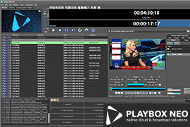 Thai Broadcasting Upgrades and Expands with PlayBox Neo