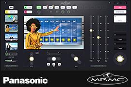 Panasonic partners with Mark Roberts Motion Control