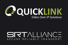 Quicklink joins the SRT Alliance