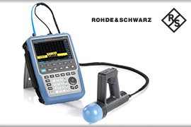 Rohde & Schwarz extends portable analyzer frequency ranges up to 44 GHz