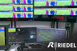 PLAZAMEDIA Deploys Riedel Media Infrastructure
