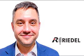 Trip Wootten joins Riedel Communications