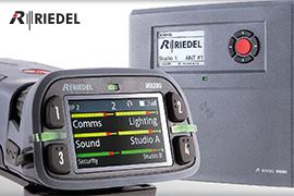 USI embraces Riedel's Bolero wireless intercom