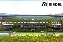 Riedel Ace Wimbledon Communications & Networking