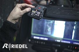 Riedel's Bolero Chosen to Streamline Crew Communications