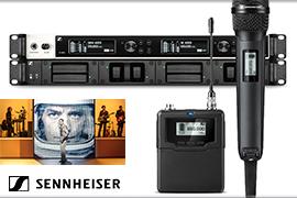 Sennheiser Digital 6000 delivers ultimate sound clarity for Lazarus