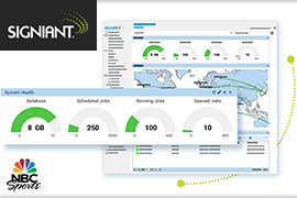Signiant Selected as Intelligent File Transfer Provider