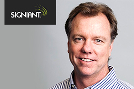 Dan Marshall joins Signiant to Lead Global Sales