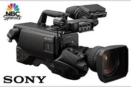 NBC Olympics Selects Sony Broadcast