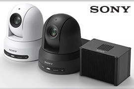 Sony enhances PTZ Cameras with v3.0 updates