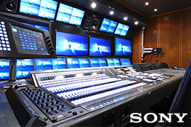 TVN upgrades HDR/SDR live sports capability with Sony