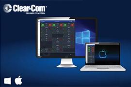 Clear-Com Releases Station-IC Virtual Desktop Client