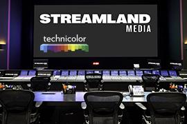 Streamland Media Finalizes Acquisition of Technicolor Post