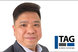 Winston Er Named Sales Director, APAC at TAG