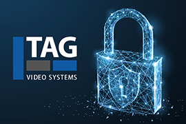 TAG Video Systems Unlocks Another Key to Secure OTT Content