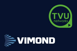 TVU Networks Partners with Vimond