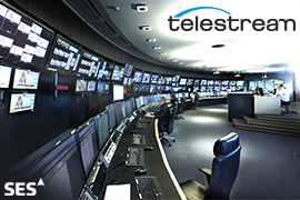 SES Selects Telestream Technology