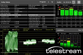 Telestream Releases Latest PRISM Monitoring Software