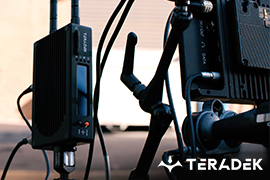 Teradek Partners with Frame.io Camera to Cloud