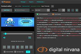 Digital Nirvana Announces Trance 3.2