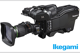Ikegami adds UHK-X700 to UNICAM series