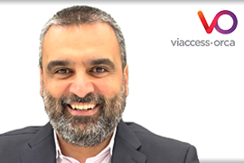 Viaccess-Orca Appoints Sammer Elia