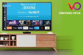Vialis Offers Hybrid DTT and OTT Service Powered by Viaccess-Orca