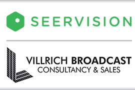 Seervision Partners with Villrich Broadcast
