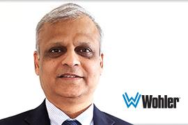 Makarand Karanjkar joins Wohler Technologies